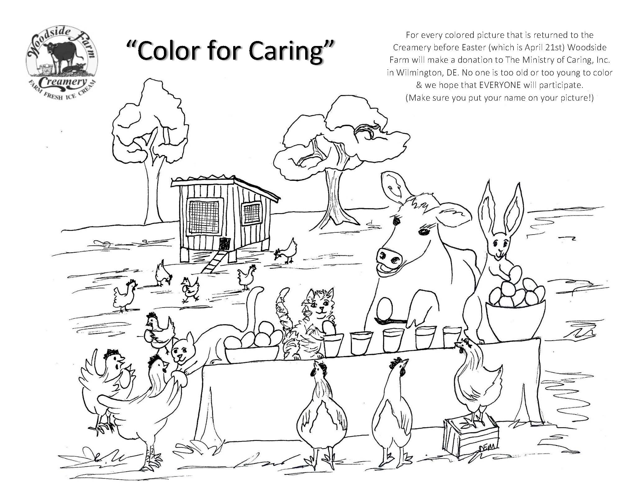 Color for Caring 2019 Final