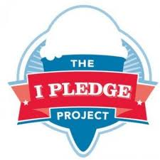 i pledge logo